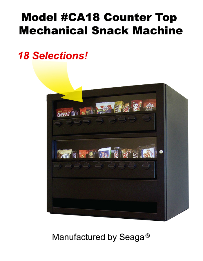 vending machine businesses for sale