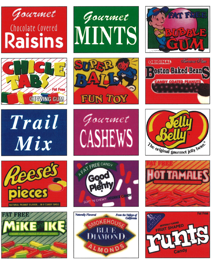vending machine snacks wholesale