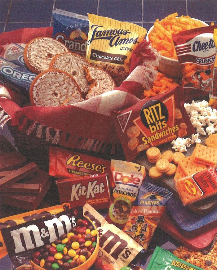 Vending Snack Ideas - Lyons Wholesale Vending